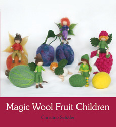 Magic Wool Fruit Children by Christine Schäfer