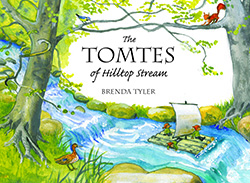Tomtes of Hilltop Stream cover