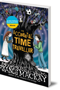 The Accidental Time Traveller cover