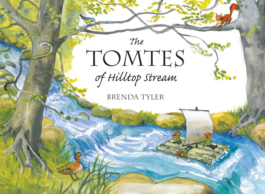 Brenda Tyler cites Elsa Beskow as one of her sources of inspiration