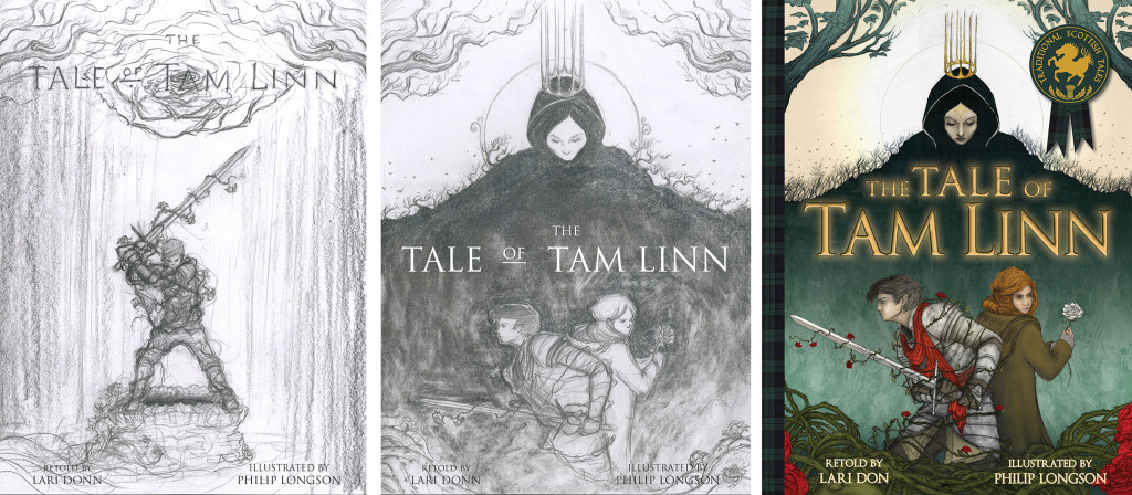 Tam Linn covers