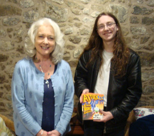 Alex McCall and Attack of the Giant Robot Chickens at Far From the Madding Crowd in Linlithgow