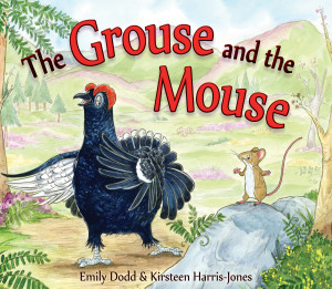 Grouse andthe mouse cover