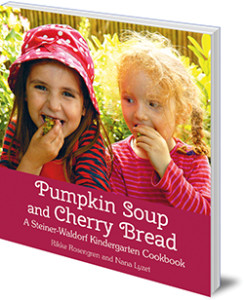 Pumpkin Soup and Cherry Bread cover