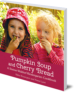 Pupkin Soup and Cherry Bread cover