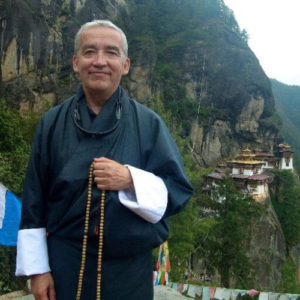 Ha Vinh Tho Program Director, Gross National Happiness Centre, Bhutan