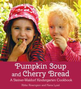 Top Tips and Summer Reading - Pumpkin Soup and Cherry Bread