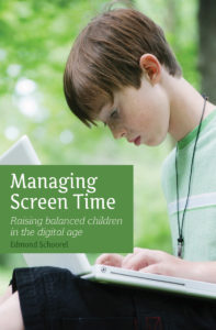 Managing Screen Time - Top Tips and Summer Reading