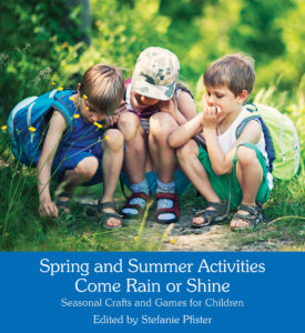 Spring and Summer Nature Activities Come Rain or Shine - Top Tips and Summer Reading