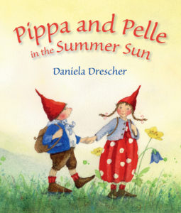 Top Tips and Summer Reading - Pippa and Pelle in the Summer Sun