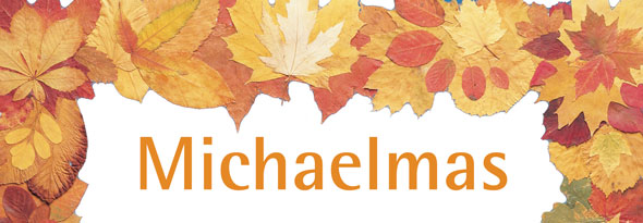 Michaelmas crafts
