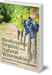 Organic Wine - Karlsson book cover