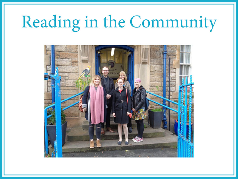 2017 highlights - Reading in the Community