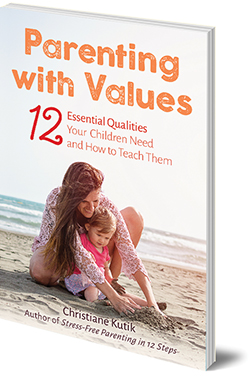 Parenting with Values cover