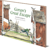 Goran's Great Escape cover image