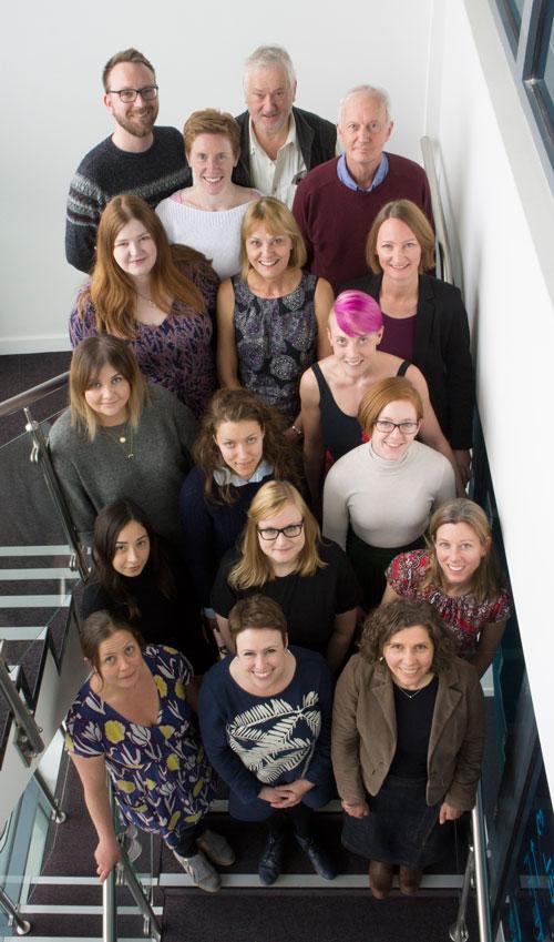 Floris Books Team 2018