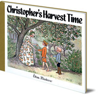 Elsa Beskow - Christopher's Harvest Time