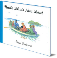 Elsa Beskow - Uncle Blue's New Boat