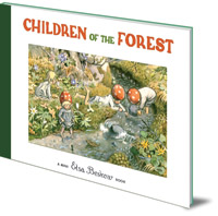 Elsa Beskow - Children of the Forest: Mini Edition