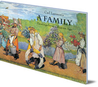 Original Artwork by Carl Larsson; Polly Lawson - A Family: Paintings from a Bygone Age