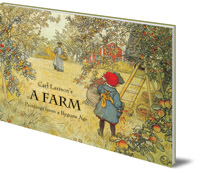 Original Artwork by Carl Larsson; Polly Lawson - A Farm: Paintings from a Bygone Age