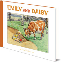 Elsa Beskow - Emily and Daisy