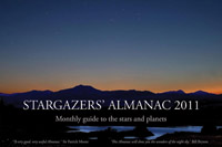 Bob Mizon - Stargazers' Almanac: Monthly Guide to the Stars and Planets: 2011