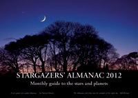 Bob Mizon - Stargazers' Almanac: Monthly Guide to the Stars and Planets: 2012