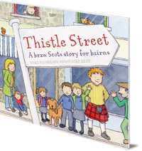 Mike Nicholson; Illustrated by Claire Keay - Thistle Street