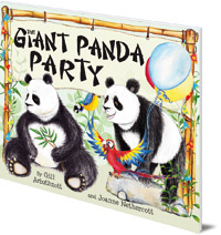 Gill Arbuthnott; Illustrated by Joanne Nethercott - The Giant Panda Party