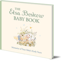 Illustrated by Elsa Beskow; Translated by Polly Lawson - The Elsa Beskow Baby Book: Memories of Your Baby's Early Years