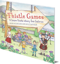 Mike Nicholson; Illustrated by Jo Litchfield - Thistle Games