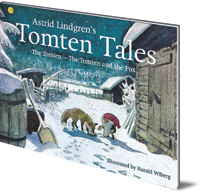 Astrid Lindgren; Illustrated by Harald Wiberg - Astrid Lindgren's Tomten Tales: The Tomten and The Tomten and the Fox