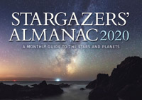 Bob Mizon - Stargazers' Almanac: A Monthly Guide to the Stars and Planets: 2020