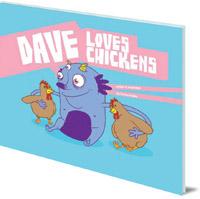 Carlos Patiño - Dave Loves Chickens