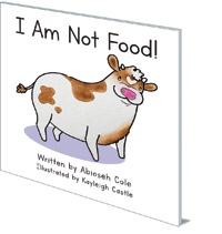 Abioseh Cole; Illustrated by Kayleigh Castle - I Am Not Food!