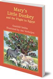 Personalized Little Donkey The Nativity Story Book