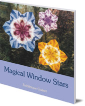 Frédérique Guéret; Translated by Anna Cardwell - Magical Window Stars
