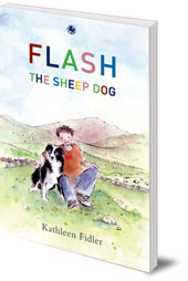 Cover image of Flash the Sheep Dog
