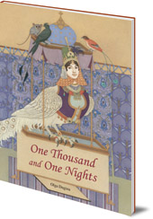 Illustrated by Olga Dugina; C.J. Moore - One Thousand and One Nights