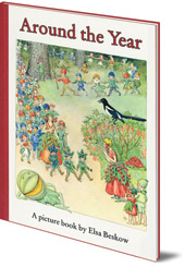 Elsa Beskow - Around the Year: Mini edition