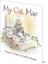 Margaret Forrester; Illustrated by Sandra Klaassen - My Cat Mac