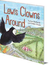 Cover image of Lewis Clowns Around