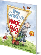 Cover image of Wee Granny's Magic Bag