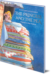 Hans Christian Andersen; Illustrated by Maja Dusíková - The Princess and the Pea
