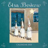 Elsa Beskow - Elsa Beskow Calendar: 2013
