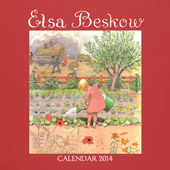 Elsa Beskow - Elsa Beskow Calendar: 2014