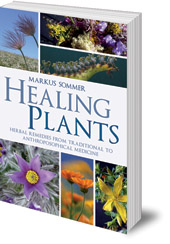 Markus Sommer; Translated by Lynda Hepburn - Healing Plants: Herbal Remedies from Traditional to Anthroposophical Medicine