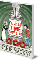 Janis Mackay - The Reluctant Time Traveller