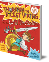 David MacPhail; Illustrated by Richard Morgan - Thorfinn and the Awful Invasion